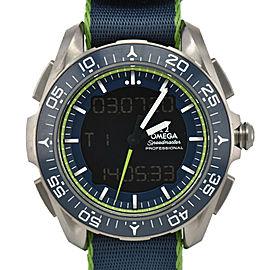 OMEGA Speedmaster Skywalker X-33 318.92.45.79.03.001 Quartz Men's Watch