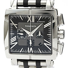 TIFFANY Atlas Gent Steel Automatic Watch Z1100.82.12A10A00A