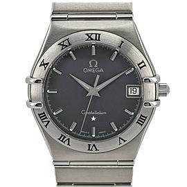 OMEGA Constellation 1512.40 Gray Dial SS Quartz Men's Watch