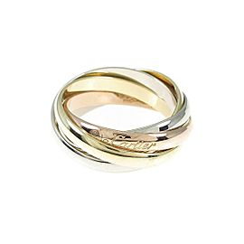 Cartier 18K Pink Gold/18K Yellow Gold/18K White Gold Trinity ring TkM-243
