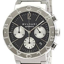 BVLGARI BB38SSCH BVLGARI-BVLGARI Chronograph Automatic Watch