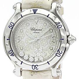 Chopard Happy Sport snowflake Quartz Ladies Watch 27/8949