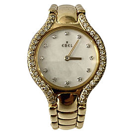 Ebel Beluga 866969 Womens 24mm Watch