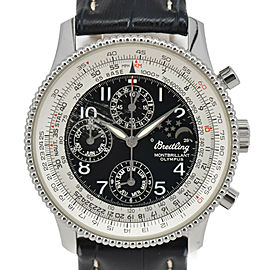 BREITLING Navitimer Montbrillant Olympus A19350 Automatic Men's Watch