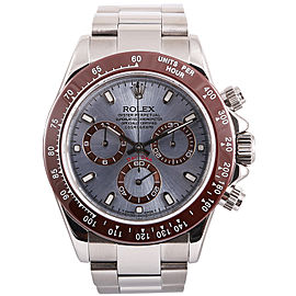 Rolex Daytona 116520 Stainless Steel 40mm Watch