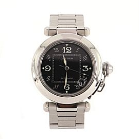Cartier Pasha C de Cartier Automatic Watch Stainless Steel 35