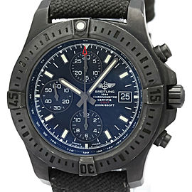 BREITLING Stainless Steel Colt Chronograph Watch HK-2359