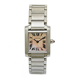 CARTIER W51008Q3 Stainless Steel Watch