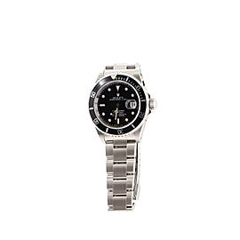 Rolex Oyster Perpetual Submariner Date Automatic Watch Watch Stainless Steel 40