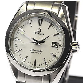 Omega Seamaster Aqua Terra Stainless Steel Quartz 29.5mm Men's Watch