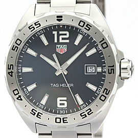 TAG HEUER Formula 1 Stainless Steel Quartz Mens Watch WAZ1118