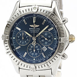 BREITLING Shadow Flyback Chronograph Steel Mens Watch A35312