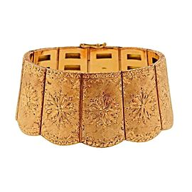 Cazzaniga Gold Emerald Bracelet