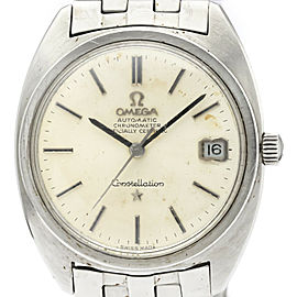 OMEGA Constellation Chronometer Cal 564 Automatic Watch 168.017