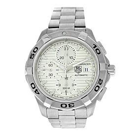 Tag Heuer Aquaracer CAP2111 Men's Steel Automatic 43MM Watch