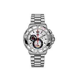 Men's Tag Heuer Formula 1 CAH101B Stainless Steel Date 44MM Quartz Watch