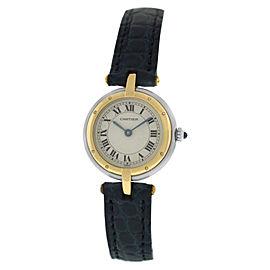 Cartier Panthere Vendome Ladies' Gold Steel Quartz 24MM Watch