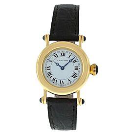 Cartier Diablo 1440 18K Yellow Gold Quartz 27MM Ladies' Watch