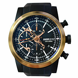 Men's MOMO Design Composito MD280RP-01BKRP-RB Limited Chrono Automatic Watch