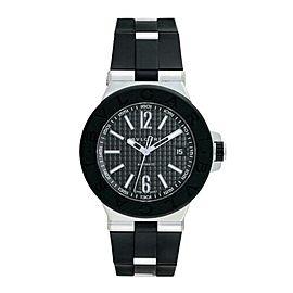 Men's Bvlgari Bulgari Diagono DG40SV Steel Date 40MM Automatic Watch