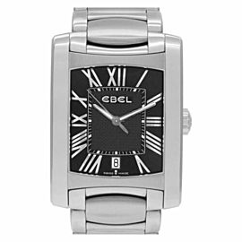 New Men's Ebel Brasilia 9255M41 Stainless Steel 32MM Quartz $3,000 Watch