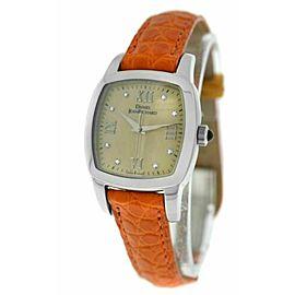 Ladies Daniel Jean Richard TV Screen Milady 95006-01-3144 28MM MOP Diamond Watch