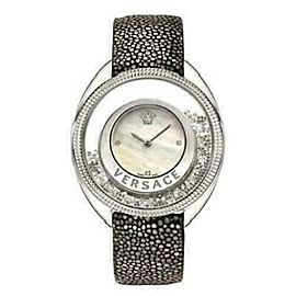 New Versace Destiny Spirit 86Q991MD497 S112 Floating Spheres 38MM Diamond Watch