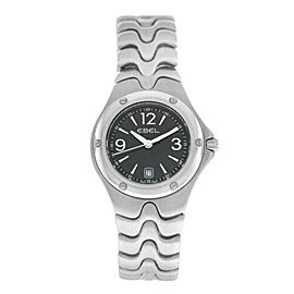 Ladies' Ebel Sport Wave 9957K21 - 5611 Stainless Steel 28MM Quartz $2,350 Watch