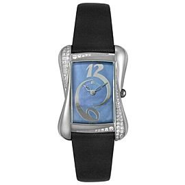 Maurice Lacroix Divina Diamond MOP $2900 Ladies Quartz Watch DV5012-SD551-360