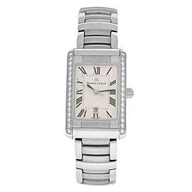 Maurice Lacroix Miros Diamond Lady Quartz Watch $4700 MI2023-SD532-11C