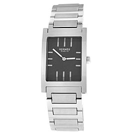 Hermes Tandem Steel Unisex Men's Quartz Watch 26MM TA1.710