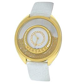 New Versace Destiny Spirit 86Q71SD498 S001 Floating Spheres 38MM Diamond Watch