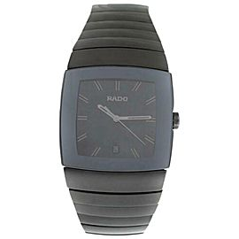 New Men's Rado Sintra R13765162 Limited Edition Ceramic 35MM Quartz $2,700 Watch