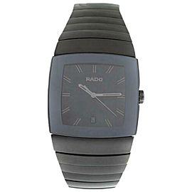 New Men's Rado Sintra R13765162 Limited Edition Ceramic 35MM Quartz $2,700 Watch