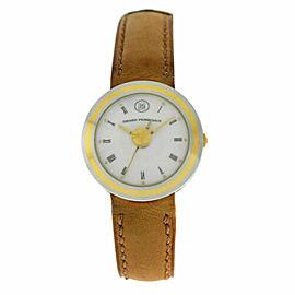 Ladies Girard Perregaux Equation Focal Steel Gold Date 26MM Quartz Watch