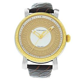 New Versace Day Glam VQ9040014 Steel Quartz 38MM Watch