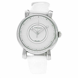 New Versace Day Glam VQ9010014 Steel Quartz 38MM Watch