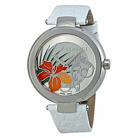 New Versace Mystique Hibiscus I9Q99D1HI S001 Quartz 38MM Watch