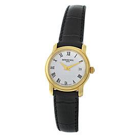 Ladies' Raymond Weil Traditon 5369-P-00300 Gold Steel 24MM Quartz Watch