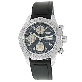 Men's Breitling Superocean A13340 Stainless Steel Automatic 42MM Watch