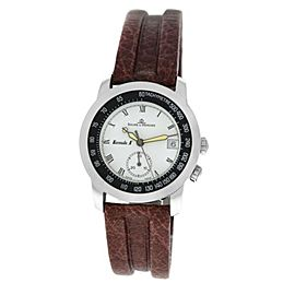 Unisex Baume & Mercier Formula S MV04 F 004 Chronograph Date Quartz 34MM Watch