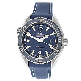 Omega Seamaster Planet Ocean 232.92.38.20.03.001 LiquidMetal 600M Co-axial 38MM
