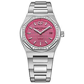 Girard-Perregaux Laureato Summer Limited 80189 D11A182211A Diamond Ladies' Watch
