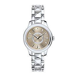 Ladies' Christian Dior VIII Montaigne CD152110M008 Diamond MOP 33MM Quartz Watch