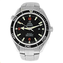 Omega Seamaster Planet Ocean 2200.51 Mens Steel Automatic 45MM Watch