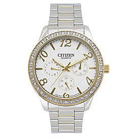 Citizen Classic ED8124-53A 40mm Womens Watch