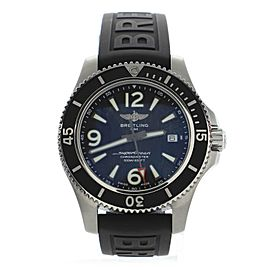Breitling SuperOcean 500M Automatic Watch Stainless Steel and Rubber 42