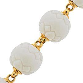 Bulgari Ceramic Gold Bracelet