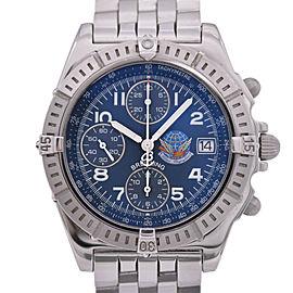 BREITLING Stainless Steel/Stainless Steel Chronomat Evolution Watch