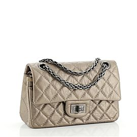 Chanel Reissue 2.55 Flap Bag Quilted Aged Calfskin 224
